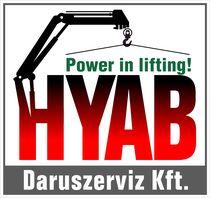HYAB DARUSZERVIZ KFT.