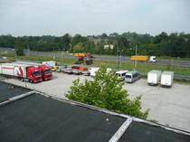 Plac Mercedes Martruck Pojazdy Specjalne Sp. z o.o.