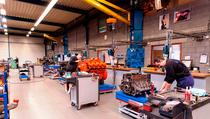 Plac Hamofa Industrial Engines