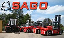 Plac SAGO Wózki Widłowe