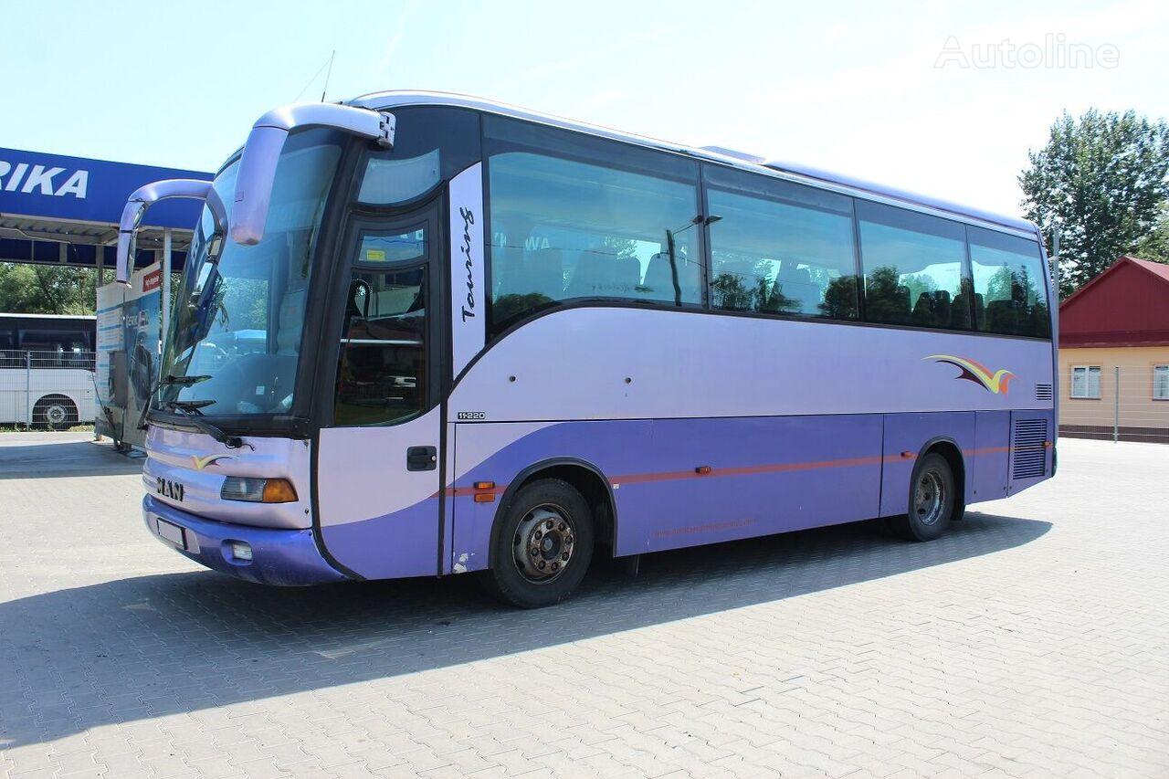 autokar turystyczny MAN 11.190