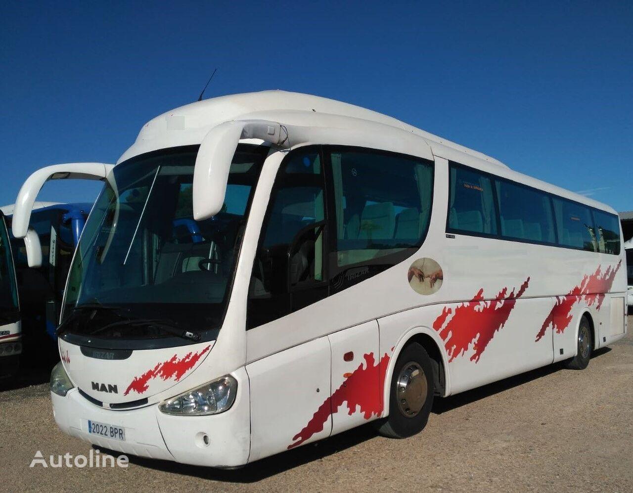 autokar turystyczny MAN 18.460 HOCL IRIZAR PB (EURO 3)
