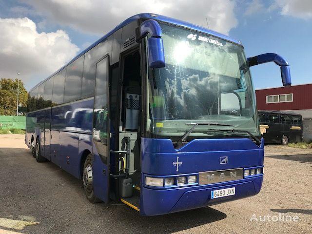 autokar turystyczny MAN 22-460 LION