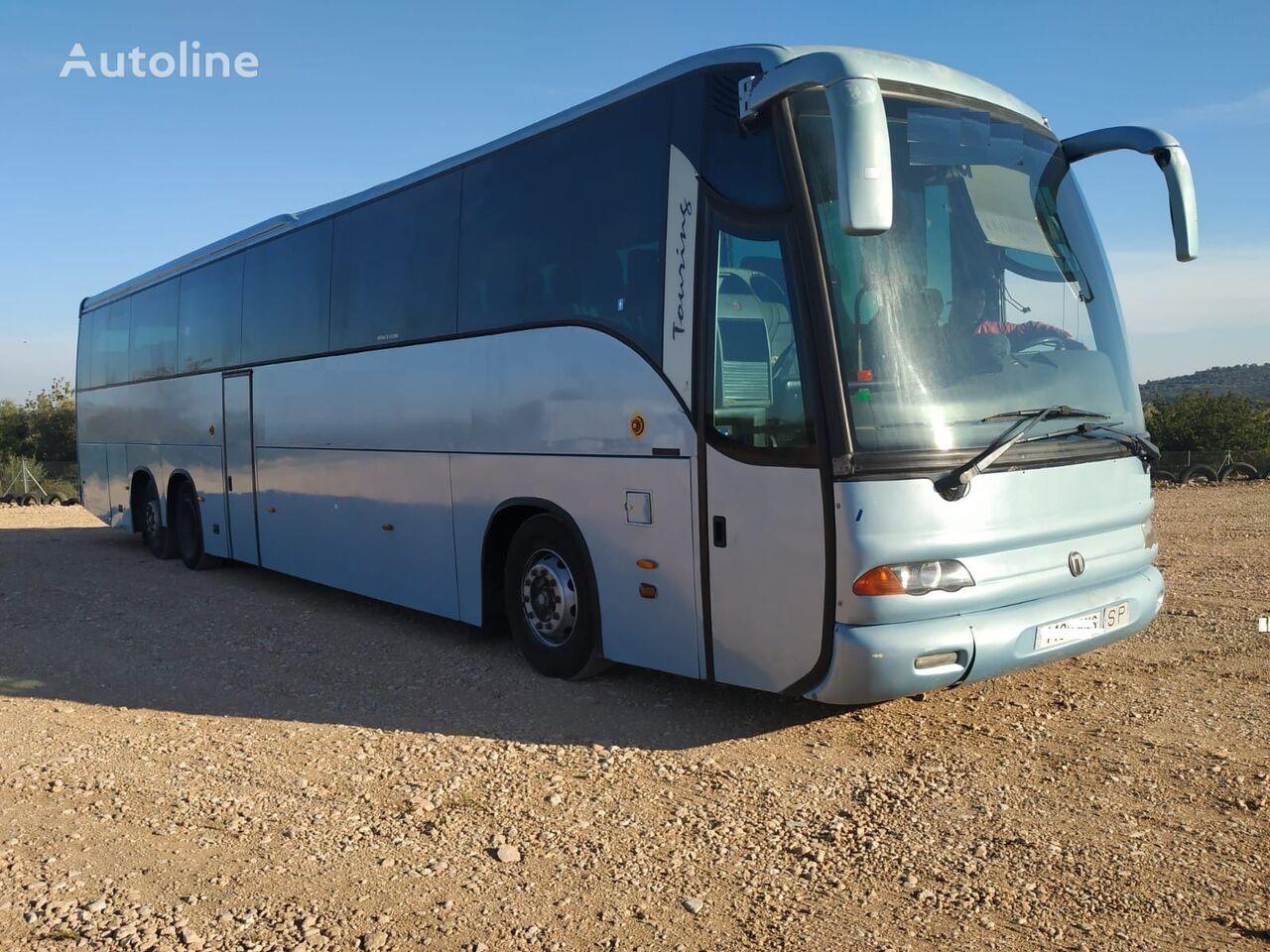autokar turystyczny MAN 24460 HOCLN NOGE TOURING 66 PLAZAS 460CV
