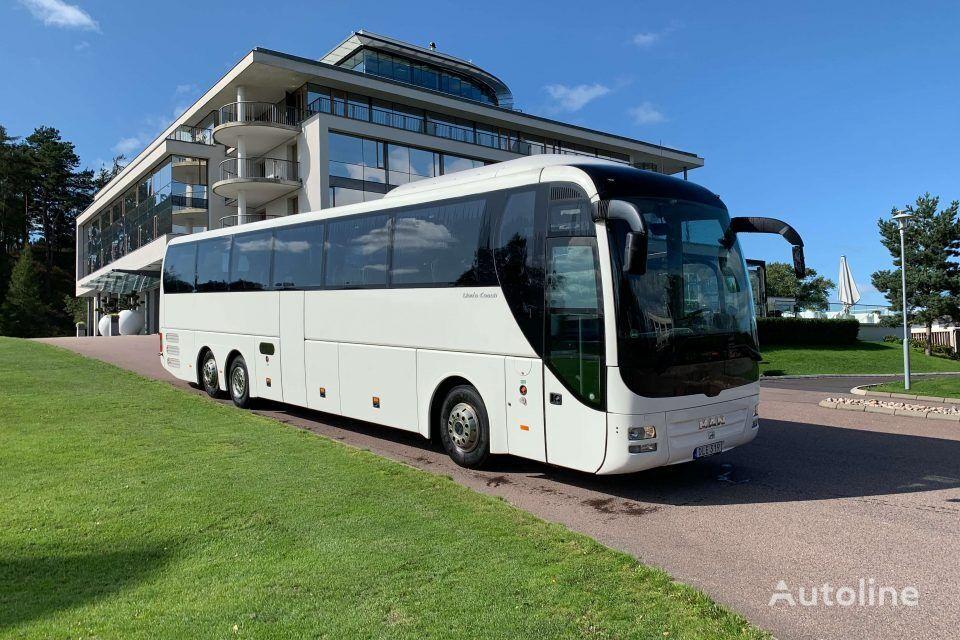 autokar turystyczny MAN Lions Coach R08 Euro 6 ( nylackerad!! )