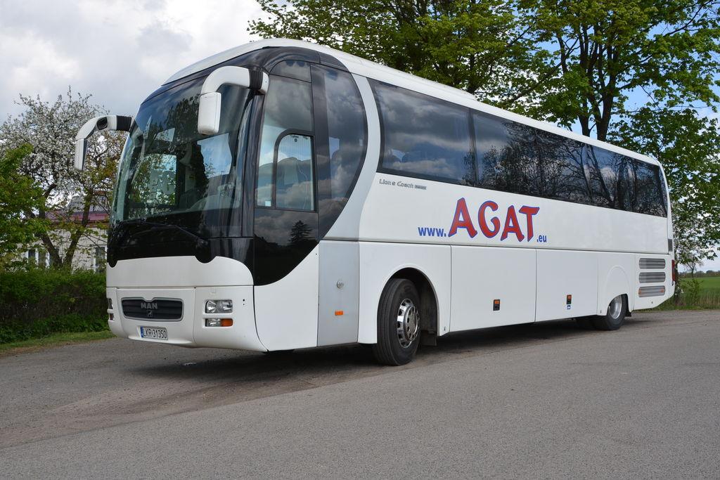 autokar turystyczny MAN Lions Coach Supreme R07 Euro 4, 51 Pax