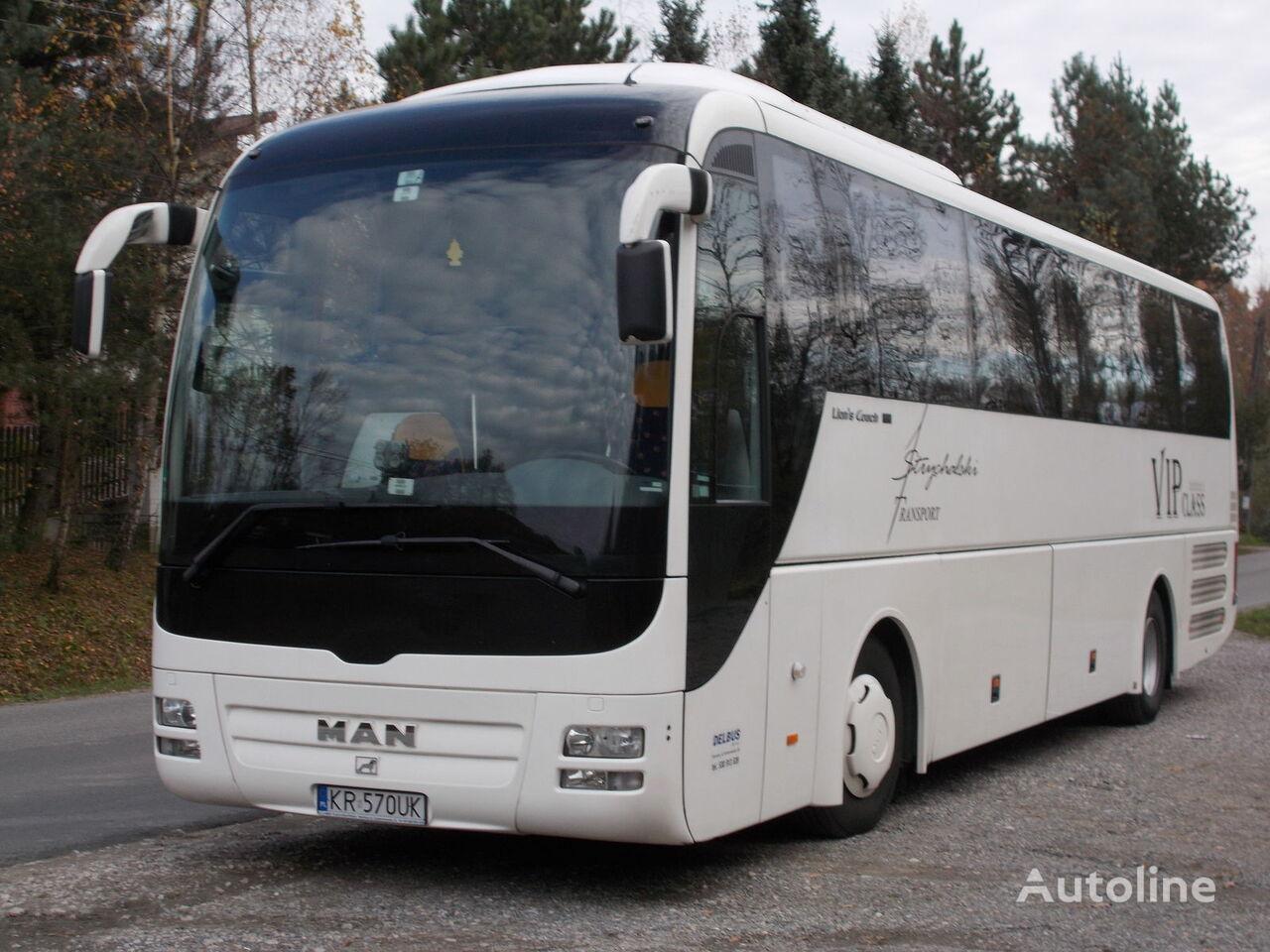 autokar turystyczny MAN Lions coach