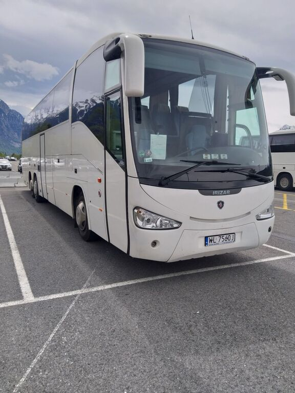 autokar turystyczny SCANIA Irizar