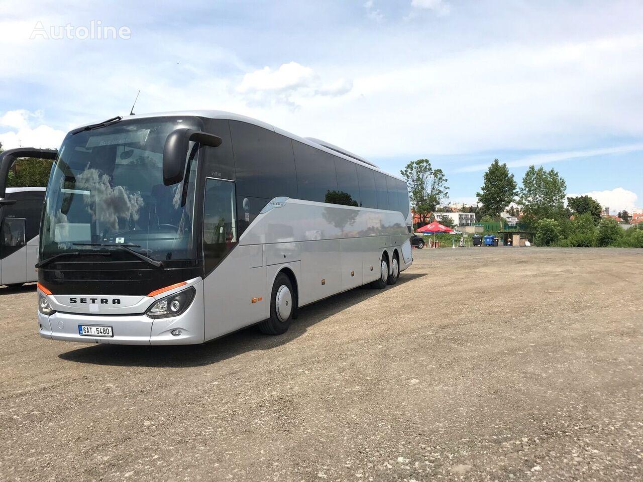 autokar turystyczny SETRA ComfortClass S 517 HD