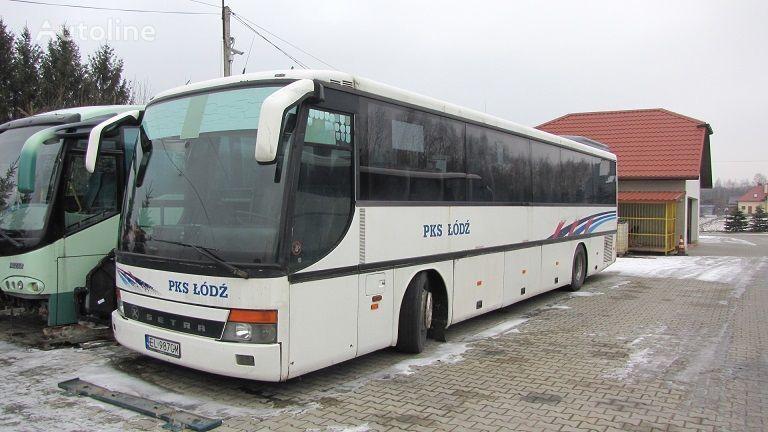 autokar turystyczny SETRA  S 315 GT, WSZYSTKIE CZĘŚCI