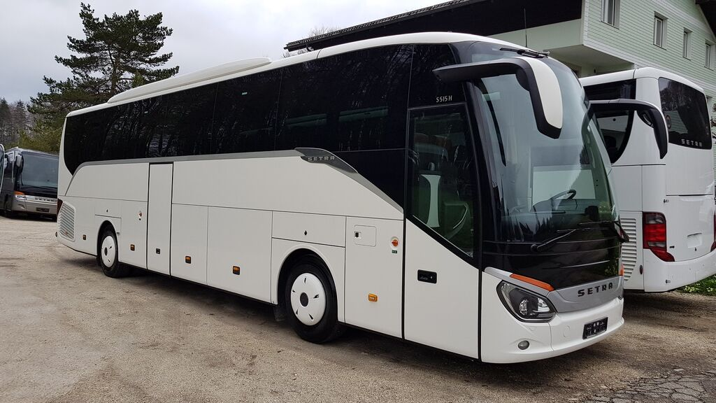 autokar turystyczny SETRA S 515 HD /53 SS/EURO 6/AUSTRIAN BUS-FIRST OWNER/TOP!!!