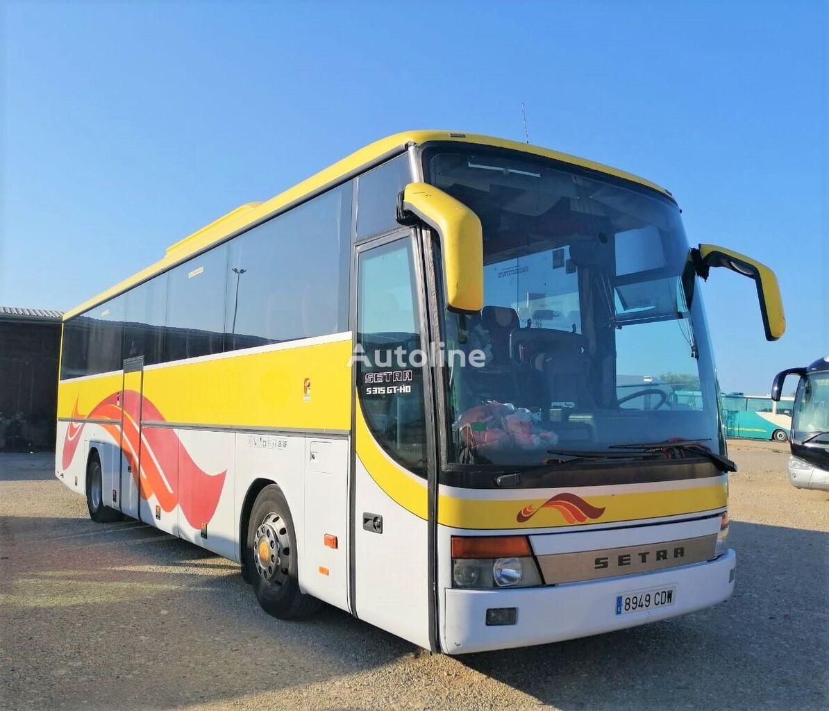 autokar turystyczny SETRA S315 GTHD