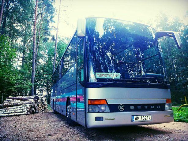 autokar turystyczny SETRA S315 gt hd