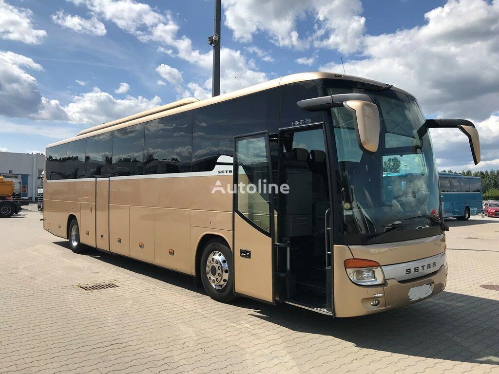 autokar turystyczny SETRA S416 GT-HD/2