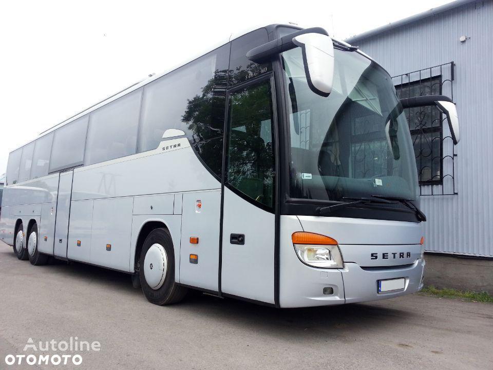 autokar turystyczny SETRA S416GT-HD ACC Xenon