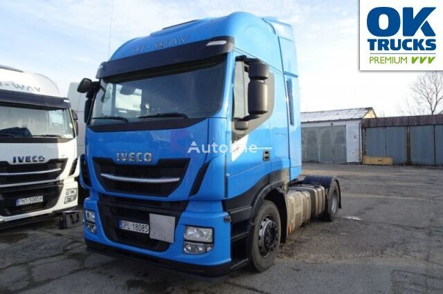 ciągnik siodłowy IVECO Stralis AS440S46T/P
