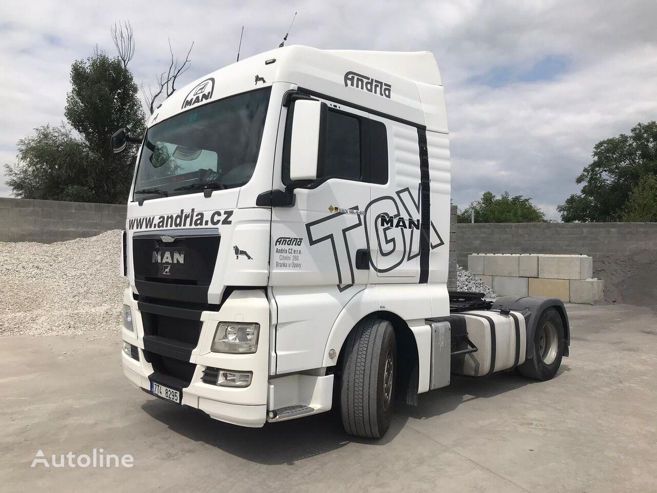 ciągnik siodłowy MAN TGX 18.440