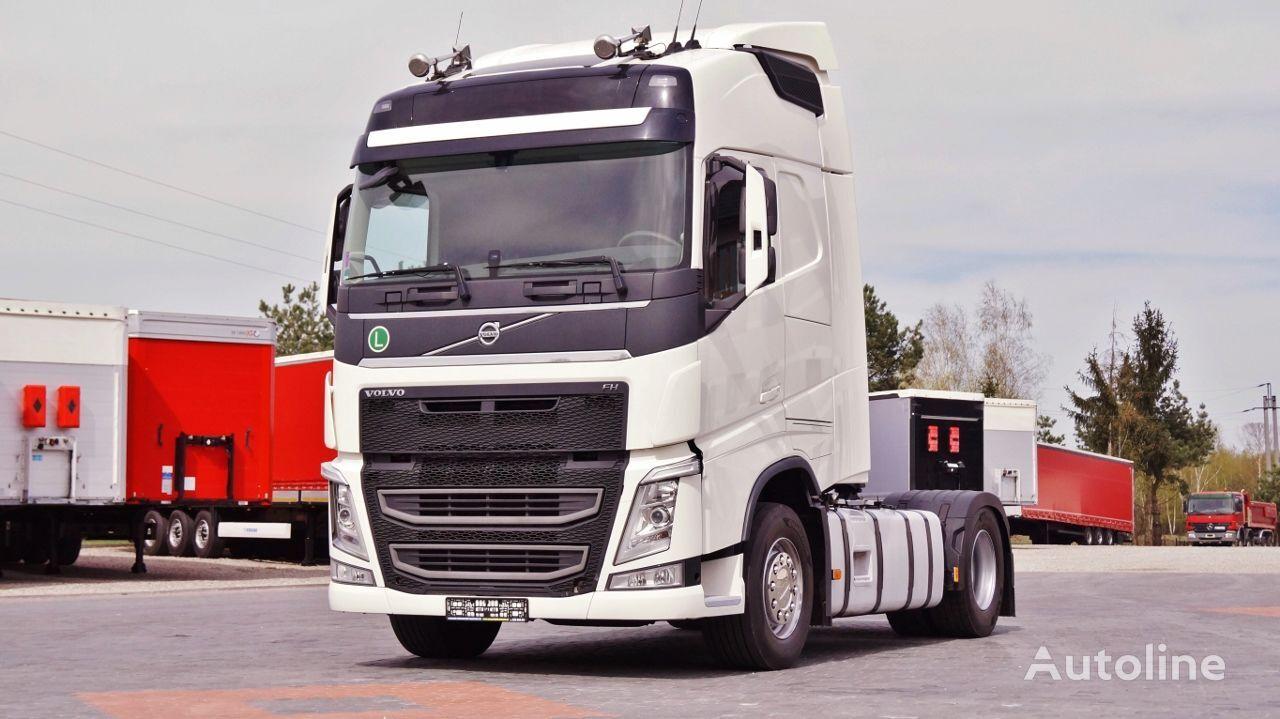 ciągnik siodłowy VOLVO FH4 460 EURO 6 I-SHIFT STANDARD TOP_STAN * PERFECT *