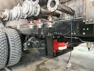 nowa autocysterna Ram 10.000lt STEEL TANK ON TRUCK
