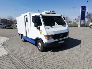 ciężarówka bankowóz MERCEDES-BENZ 816D,Bankowóz,Prawdziwy Pancernik,E5,Klasa BS4+,Jedyne Prawdziwe