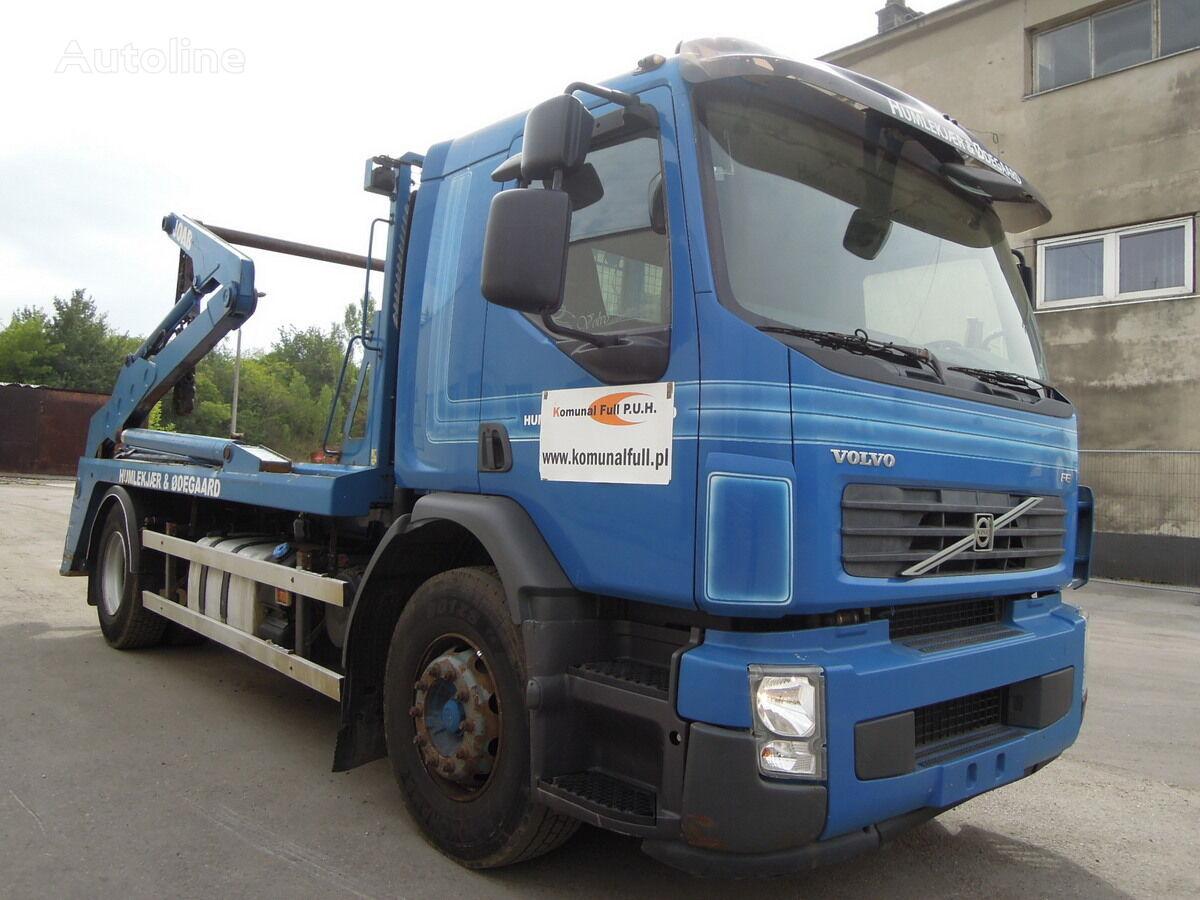 ciężarówka bramowiec VOLVO FE280 LIFT DUMPER JOAb 2 CONTAINER SYSTEM