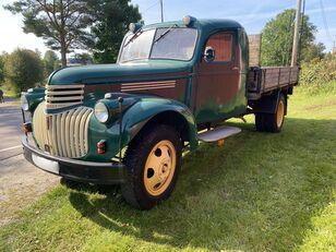 ciężarówka burtowa CHEVROLET 160