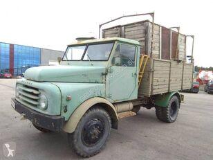 ciężarówka burtowa HANOMAG