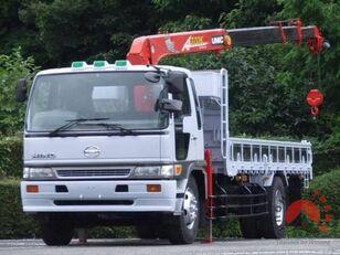 ciężarówka burtowa HINO Ranger