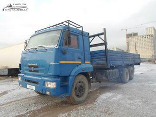 ciężarówka burtowa KAMAZ 65117
