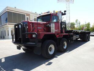 ciężarówka burtowa KENWORTH * C500 * Bed / Winch * 8x4 Oil Field Truck *
