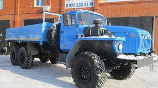 nowa ciężarówka burtowa URAL 4320