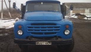 ciężarówka burtowa ZIL 554