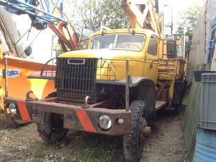 ciężarówka burtowa CHEVROLET