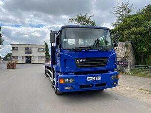 ciężarówka burtowa ERF 18