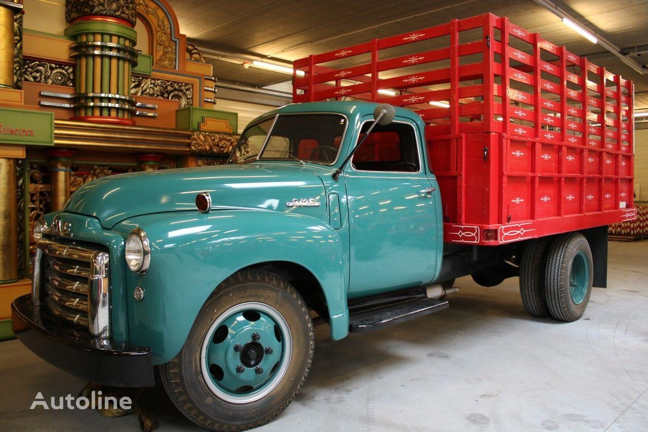 ciężarówka burtowa GMC 1948 GMC