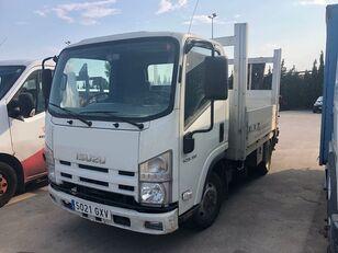 ciężarówka burtowa ISUZU SERIE N - NLS85-4X4