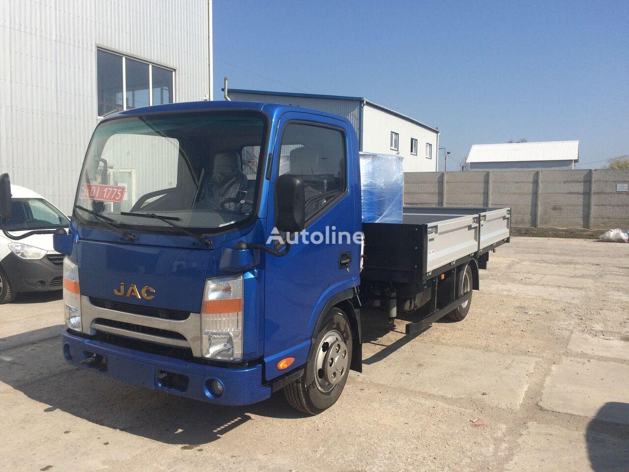 nowa ciężarówka burtowa JAC N56