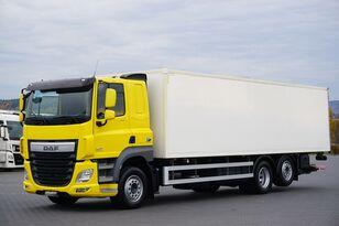 ciężarówka chłodnia DAF CF / 460 / EURO 6 / 6 X 2 / CHŁODNIA + WINDA / 21 EUROPALET / DL