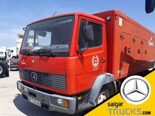 ciężarówka chłodnia MERCEDES-BENZ 814