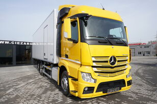 ciężarówka chłodnia MERCEDES-BENZ Actros 2542 , E6 , 6x2 , 22 EPAL , Side door , lift axle , Carri