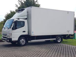 ciężarówka chłodnia MITSUBISHI FUSO CANTER 7C15 CHŁODNIA WINDA 10EP 4,98x2,11x2,09 MULTITEMPERA