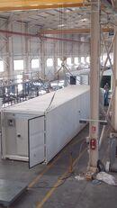 nowa ciężarówka chłodnia Ram Container cooling box 40 feet