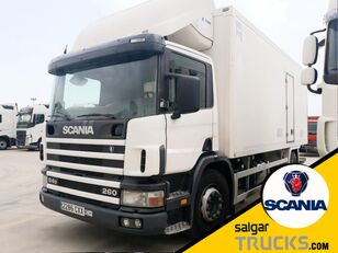 ciężarówka chłodnia SCANIA P94.260