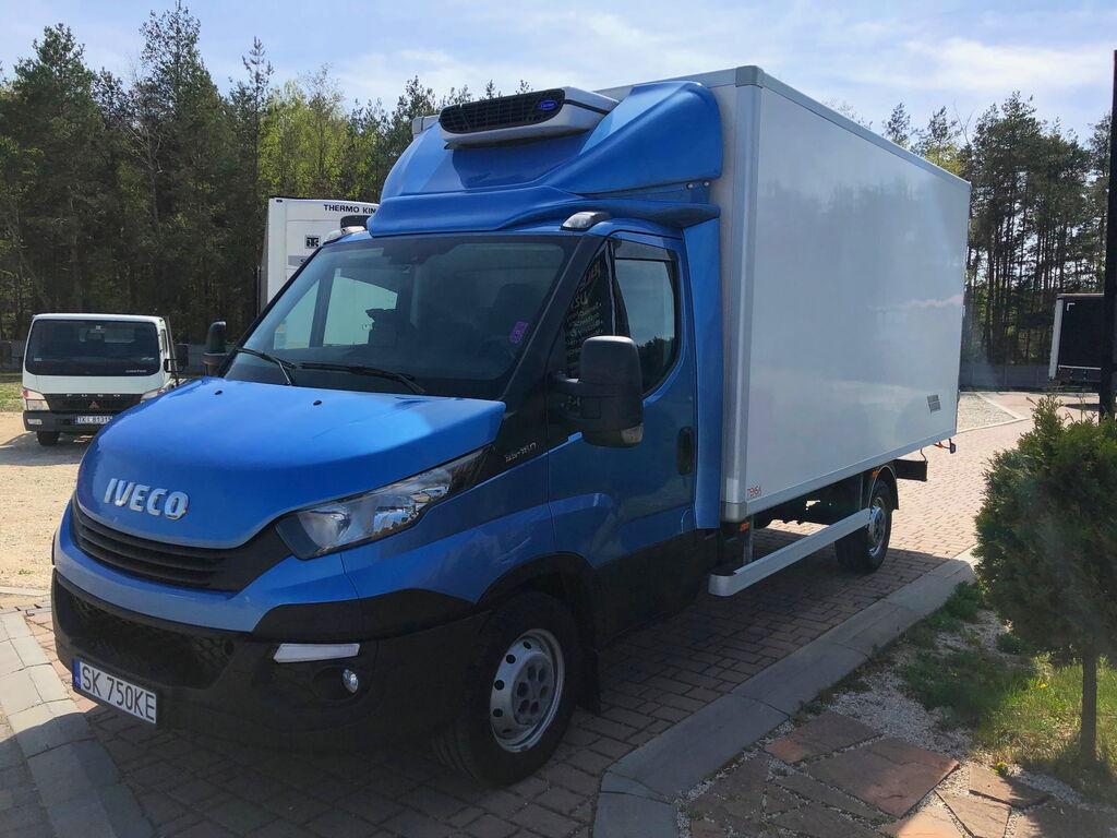 ciężarówka chłodnia IVECO 35-180