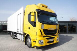 ciężarówka chłodnia IVECO Stralis 460 HI-WAY, E6 , 6X2 , 20 EPAL , Side door , retarder