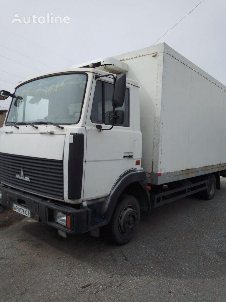 ciężarówka chłodnia MAZ 427041 280