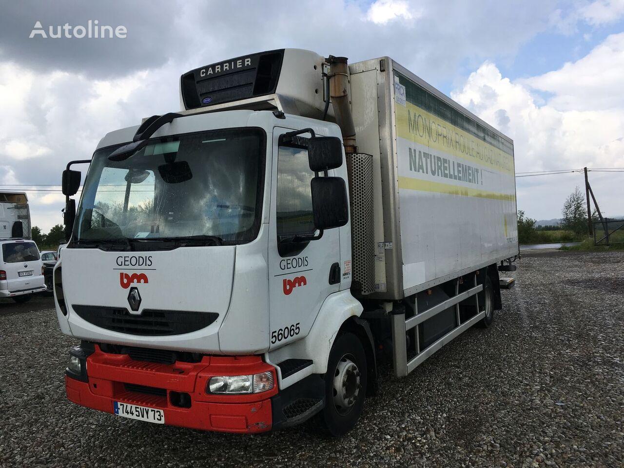 ciężarówka chłodnia RENAULT Midlum 220