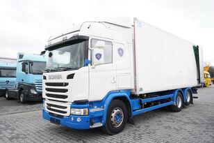 ciężarówka chłodnia SCANIA G490, Meat hooks , 19 EPAL