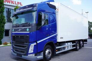 ciężarówka chłodnia VOLVO FH460 , E6 , 18 EPAL , Height 2,6m , partition wall , retarder