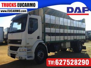 ciężarówka do przewozu bydła DAF LF55 250
